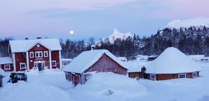 Vinterbilde_Graddis_Fjellstue