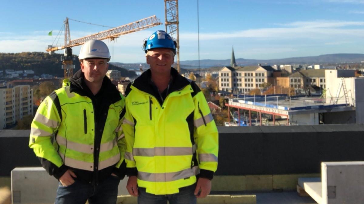 Ensjø torg: What happens in leiligheta, stays in leiligheta