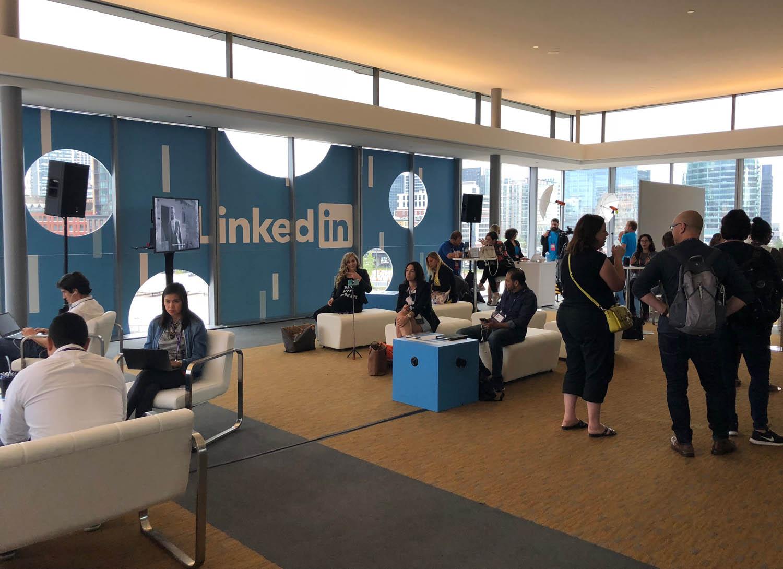 Tips fra Inbound 2018: 22 tips til hvordan LinkedIn kan bli en god markedskanal for bedriften din